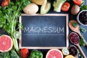 Aliments riches en Magnésium
